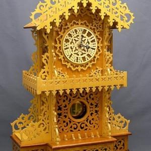 Columbus Clock