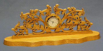 Honeysuckle Clock