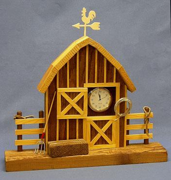 Mini Horse Barn