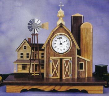 The Farm Clock