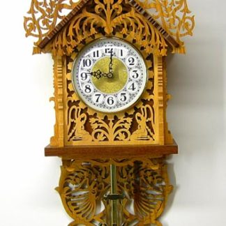 Guardian Angel Clock