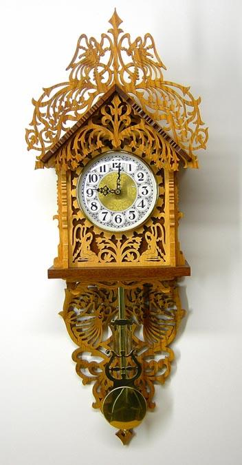 Guardian Angel Clock