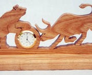 Stock Market Clock