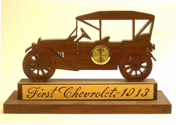 First Chevrolet
