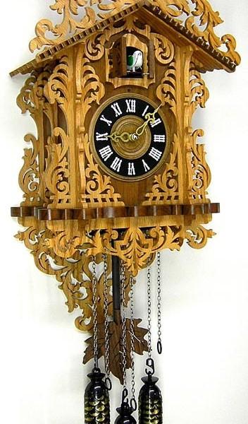 Woodbury cuckoo the art factory - Cuckoo clock plans ...