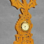 Dragon Mini Clock