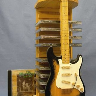 Guitar CD Rack