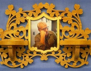 Tipperary Shelf & Frame