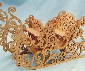 Cinderella Sleigh