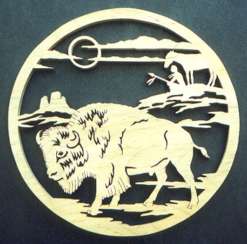 Sacred Buffalo