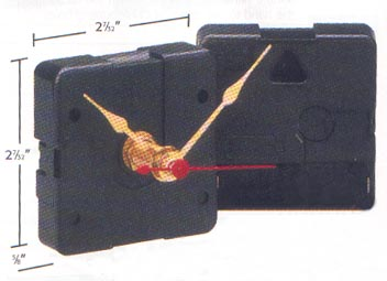 Compact Quartz Movements