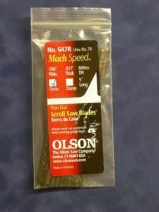 7R Mach Blades