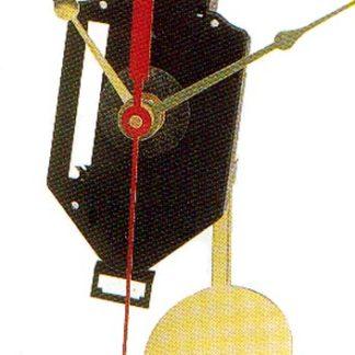 Non-Chiming Quartz Movement (With Pendulum)