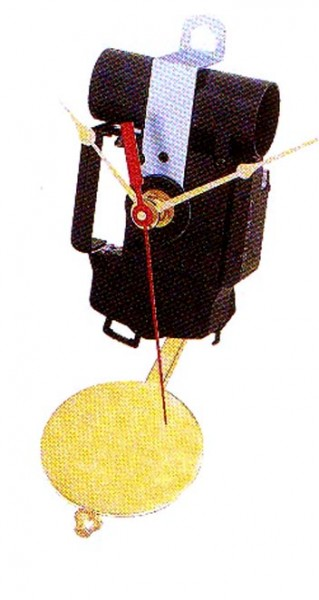 Quartz Movements With Westminster Chimes (With Pendulum)