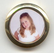"1-7/16"" (36mm) Photo Frame Insert"