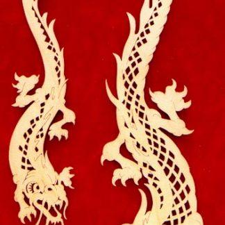Wall Dragons