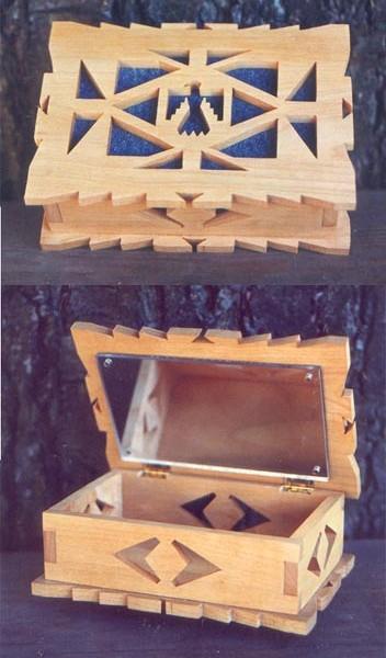 Thunderbird Box