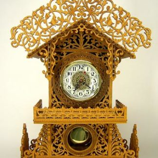Mayflower Clock Package
