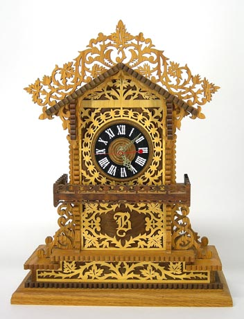 Williamette Clock Package