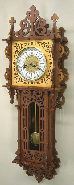 Manchester Clock Package