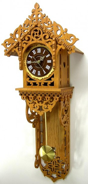 Wakefield Clock Package