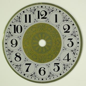 """Metal Dial 4-1/2"""""""