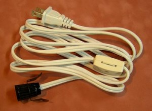 Snap-In Socket Nightlight Cord