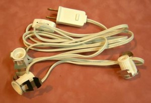 3-Socket Nightlight Cord