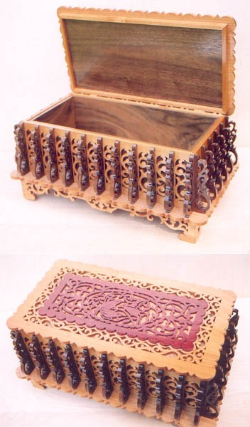 The Finch Chest